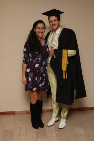 Aidan Graduation